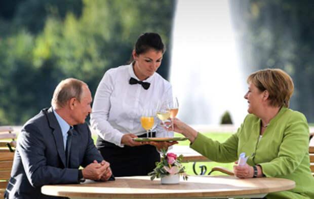 Правило винодела Путина. Бывшие президенты предпочитают оказывать услуги бизнесу