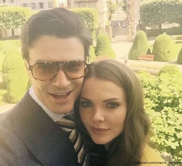 Максим Матвеев рассказал, как начинался его роман с Боярской