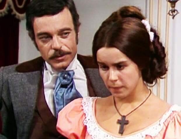 Рабыня Изаура и ее мужчины 30 лет спустя