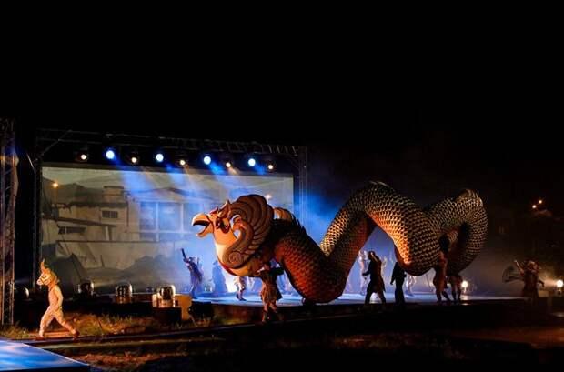 Более 45 тысяч человек увидели «Грифона» за три сезона