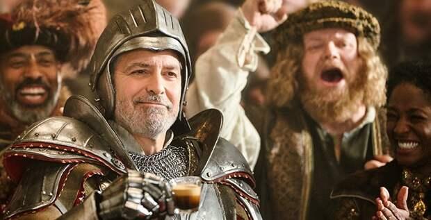 Джордж Клуни снялся в пародии на «Игру престолов»
