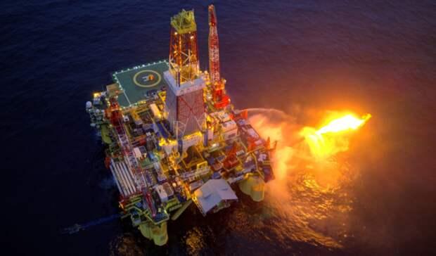 Вторую скважину построит «Газпром» наСкуратовской площади вКарском море