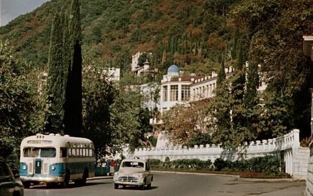 Абхазия за 8 часов или сколько мандарин влезает в багажник Volkswagen Sharan.