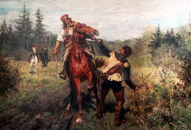 Чем промышляли Кудеяр, Тришка-Сибиряк и другие разбойники, которые вошли в историю России