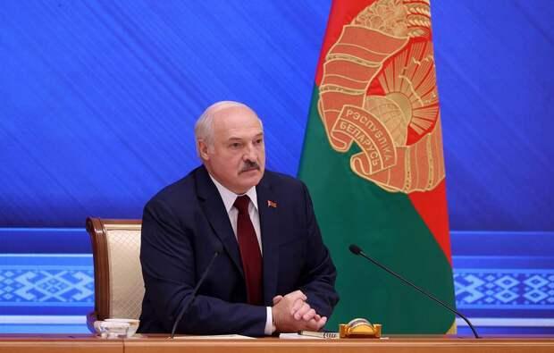 Президент Белоруссии Александр Лукашенко Павел Орловский/БелТА/ТАСС