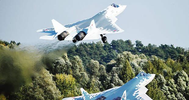 «Вертикалка» пятого поколения – самолет будущего