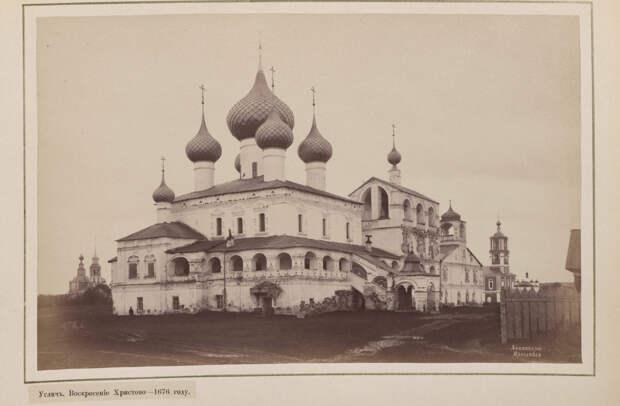 Hramy-goroda-Uglicha-v-starinnyh-foto 10