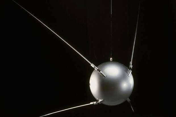 ЦРУ опубликовало секретные документы о запуске первого спутника СССР