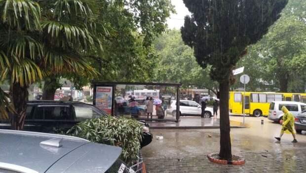 Несчастье помогло: ливни наполнили водохранилища в Крыму