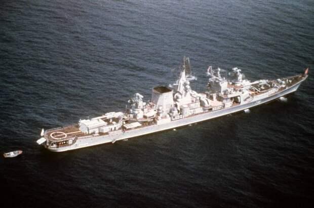 От «Николаева» до «Керчи». Как строились, служили и уходили БПК проекта 1134-Б