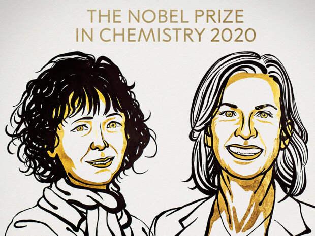Впервые за всю историю Нобелевскую премию присудили исключительно женщинам