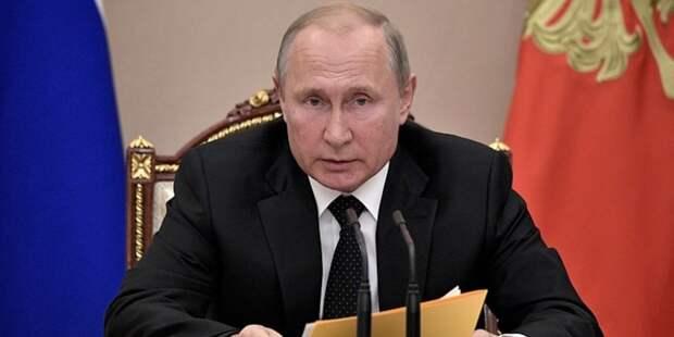 Путин поддержал идею развивать новые формы содержания детей-инвалидов