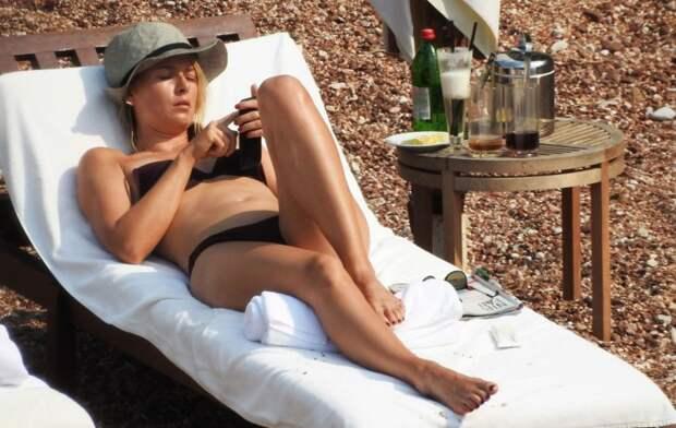 7. Отдых, прохладительные напитки, переписка красотки, мария шарапова, теннис, фотосессии
