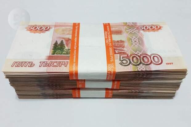 Бюджет Удмуртии и муниципалитетов за 8 месяцев получил 35 млрд рублей налогов