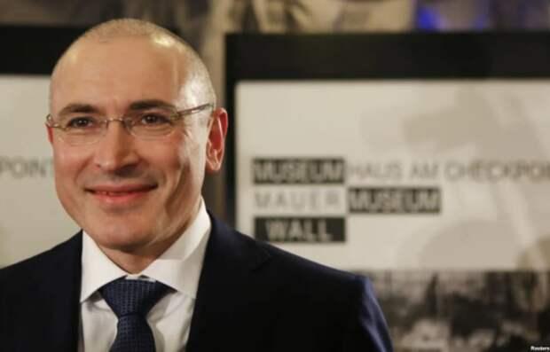 Агент Запада Ходорковский обещает пересажать или лишить имущества весь крупный российский бизнес