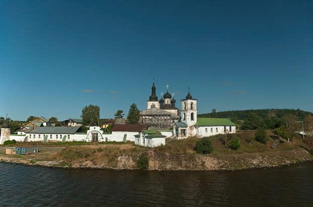 NewPix. ru - Горицкий монастырь