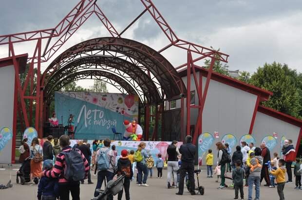 В Новотушинском проезде пройдет летний фестиваль