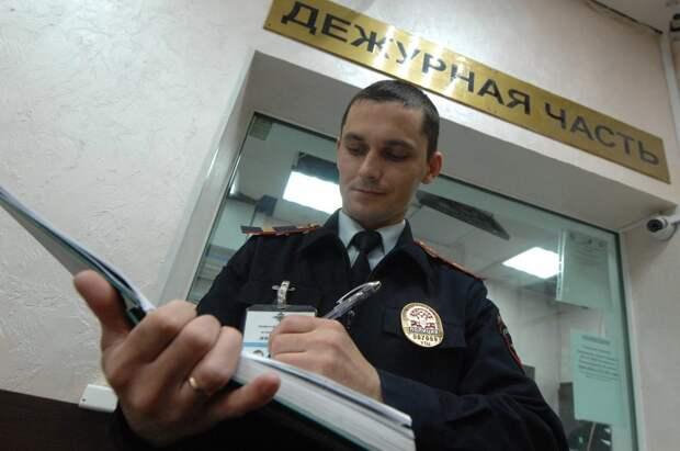 Отдел полиции по району Строгино вошёл в тройку лучших в округе