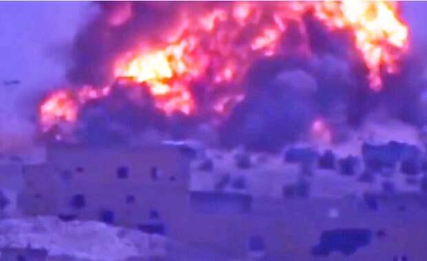 Удалось ли боевикам в Сирии уничтожить хоть один ТОС-1А Солнцепек?