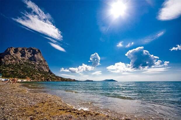 Крымское лето станет аномально жарким