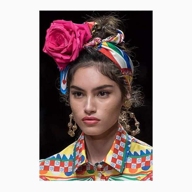 Dolce & Gabbana, весна-лето 2019