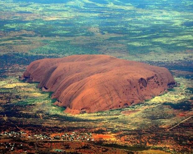 скала Австралии