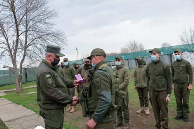 Украинский вице-премьер: «Люди в погонах спокойны – российского наступления не будет»