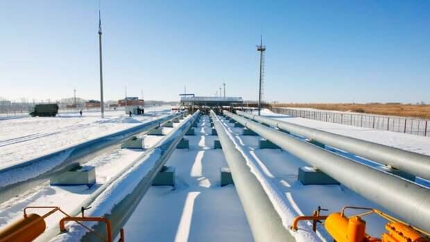 На40% рухнула экспортная выручка «Газпрома» вянваре 2020