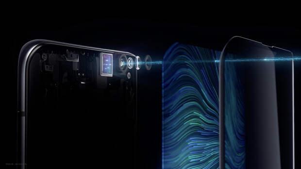 Технология Under Display Camera от Samsung включает лазерное травление для создание крошечных отверстий в дисплее