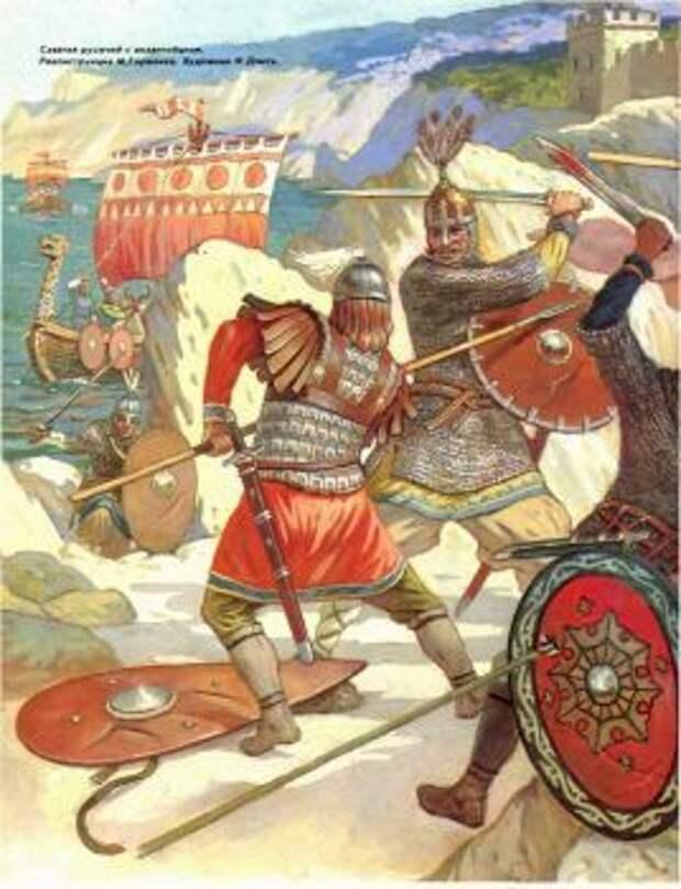 Русско-византийская война (860)