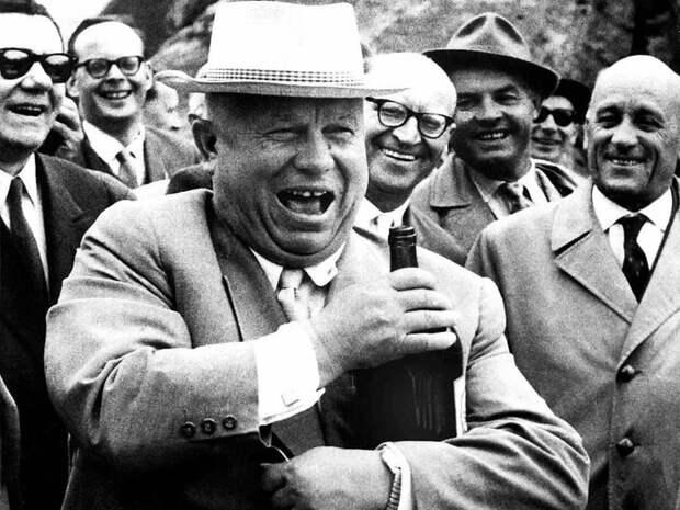 Почему нельзя прощать Хрущева. Почему Хрущев - враг