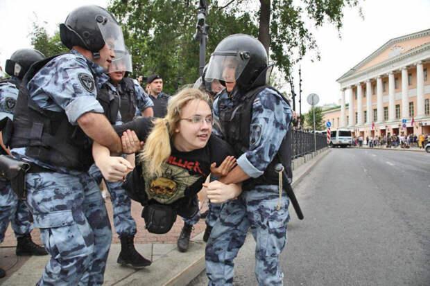 О добровольно-принудительном уходе Путина
