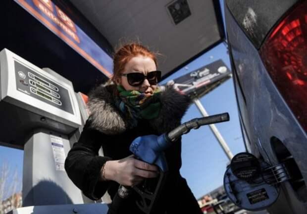 Траты россиян на топливо превысили стоимость новых автомобилей