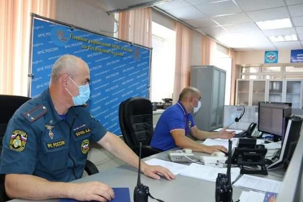 Адыгея принимает участие в командно-штабных учениях