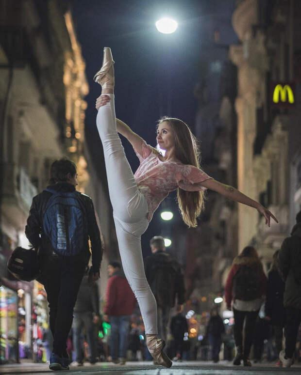 Омар З. Роблес фотографирует танец-1