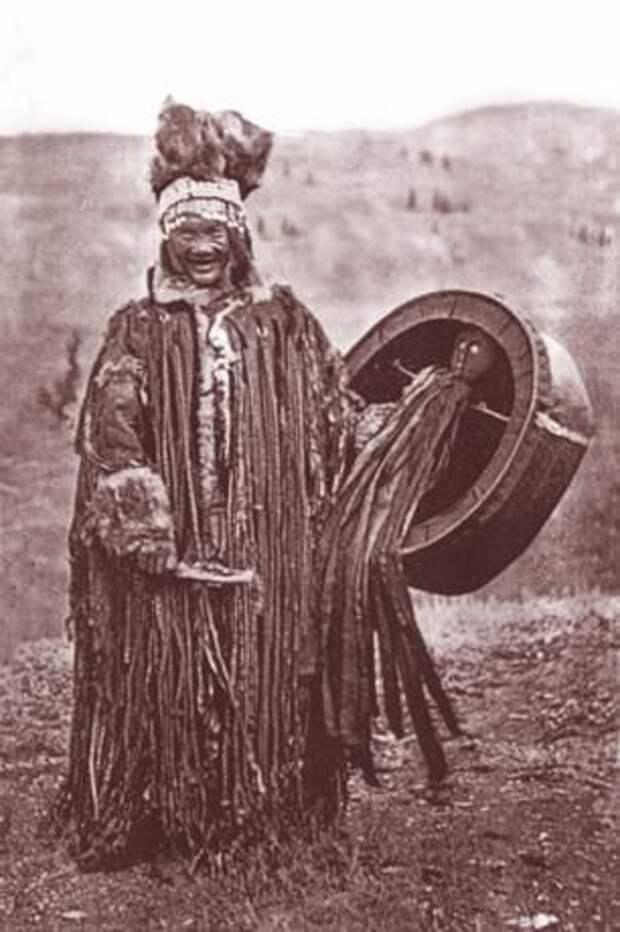 Самые страшные шаманы