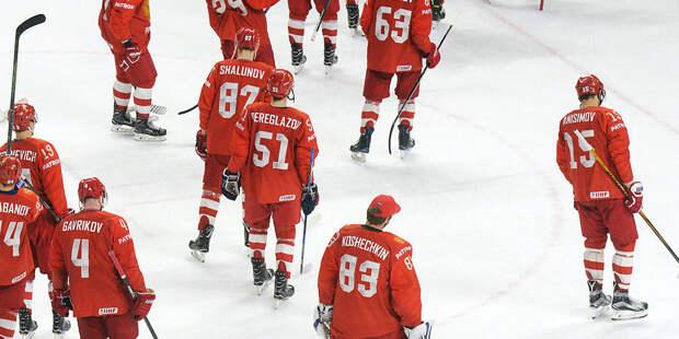 ЧМ по хоккею отменен из-за COVID-19