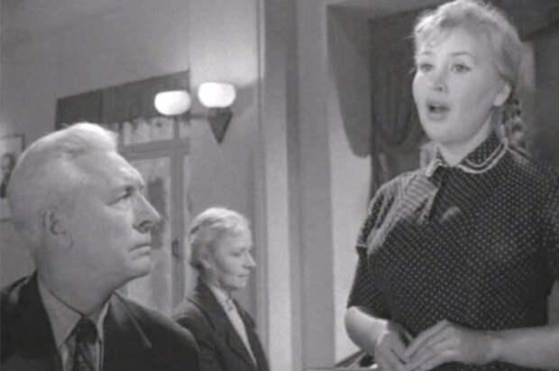 Екатерина Савинова в роли Фроси Бурлаковой, 1962   Фото: kinopoisk.ru
