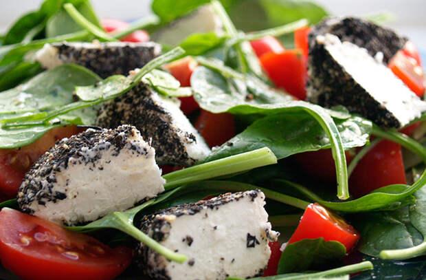 Выбираем листовые овощи с максимальной пользой. Витаминов море, а калорий почти нет