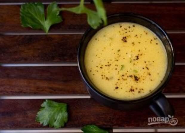 Суп из кукурузы - фото шаг 9