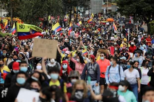 Хакеры отключили сайт армии Колумбии