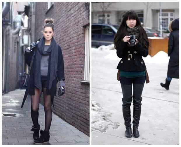 Тепло ли тебе, девица: все о зимних шортах