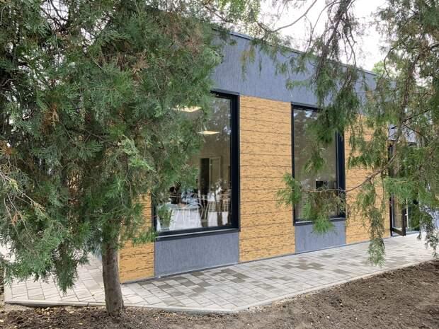«Золотая Балка» открыла современный бытовой комплекс для работников производства