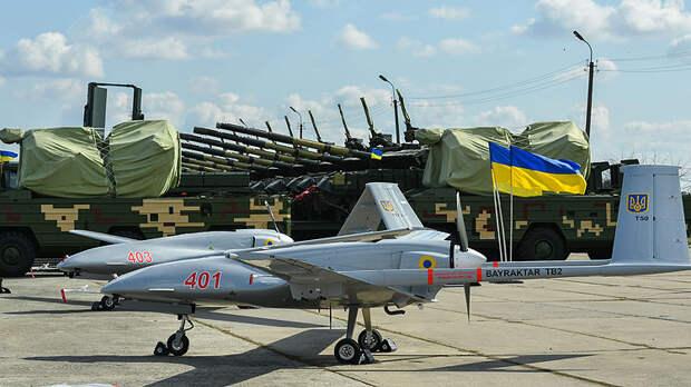 Турция готова наладить выпуск своих беспилотников на Украине