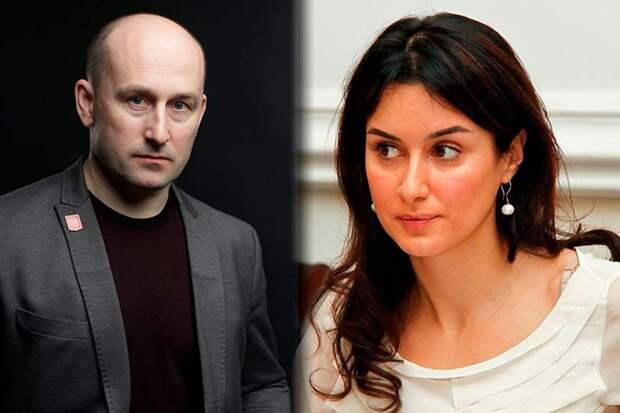 Канделаки внесла неожиданную лепту в дело задержанного с кокаином журналиста Голунова
