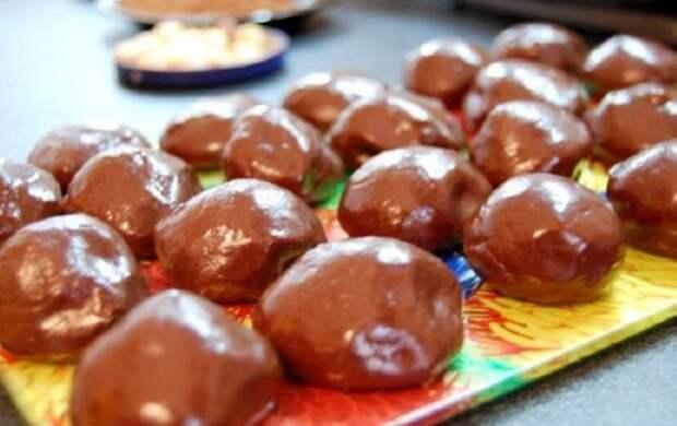 Рецепт конфет из какао «Трюфелина». Лучше, чем магазинные трюфели!