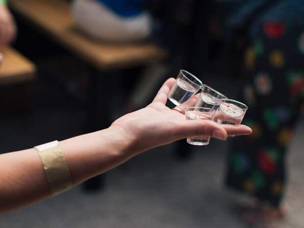 В России учёные случайно создали беспохмельную водку