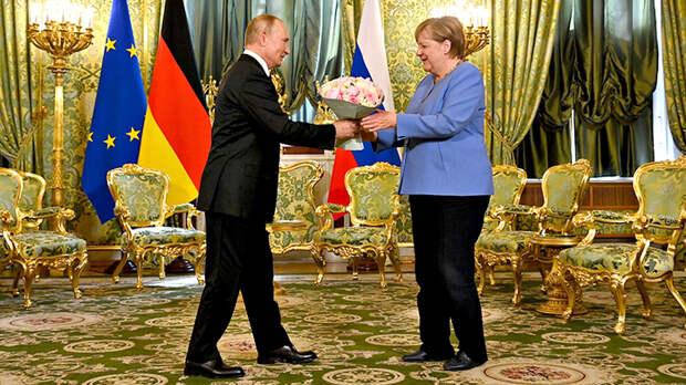 Меркель прощается с Москвой. Путин будет скучать?