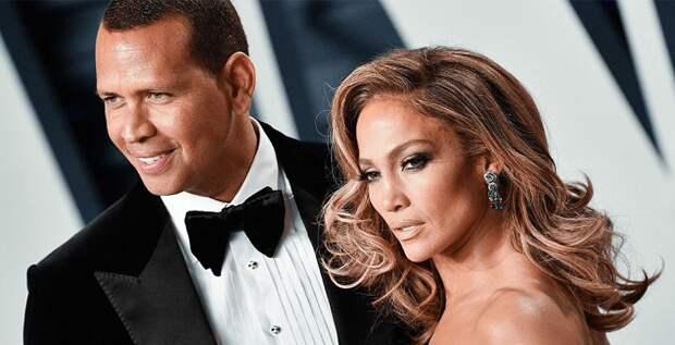 Дженнифер Лопес и Алекс Родригес прокомментировали слухи о расставании