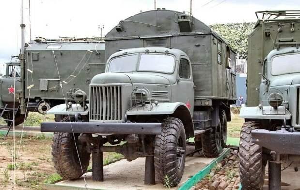 Когда кузова типа КУНГ перестали использоваться армией?